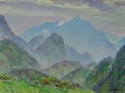 Guangdong mountains