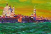 Evening over Venice