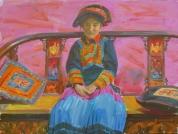 Little girl<br/>from Sichuan