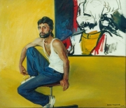 Artist<br/>Bayram Salamov