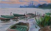 Nero lake