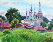 June at Suzdal