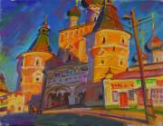 Борисоглебский-монастырь